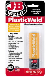 PLASTICWELD EPOXY PUTTY